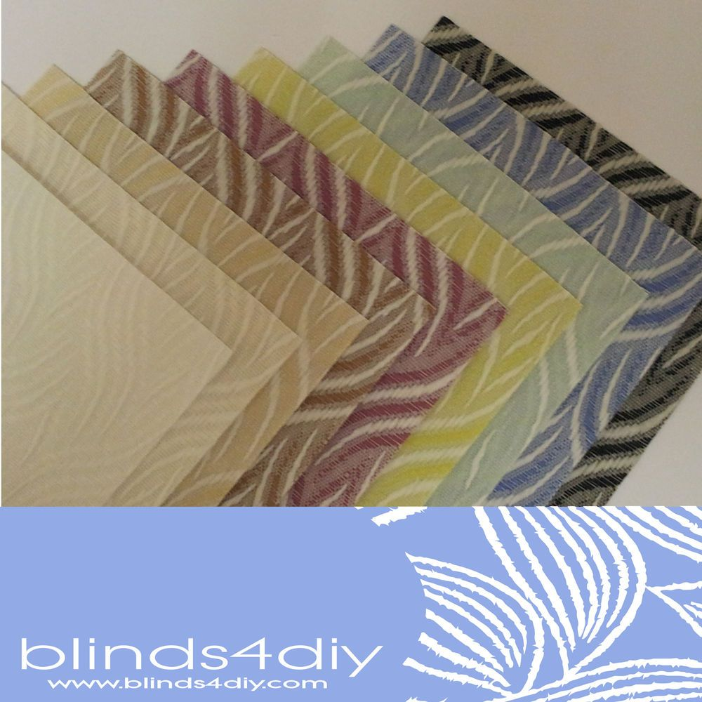 Details about Vertical Blinds Made to Measure Made with