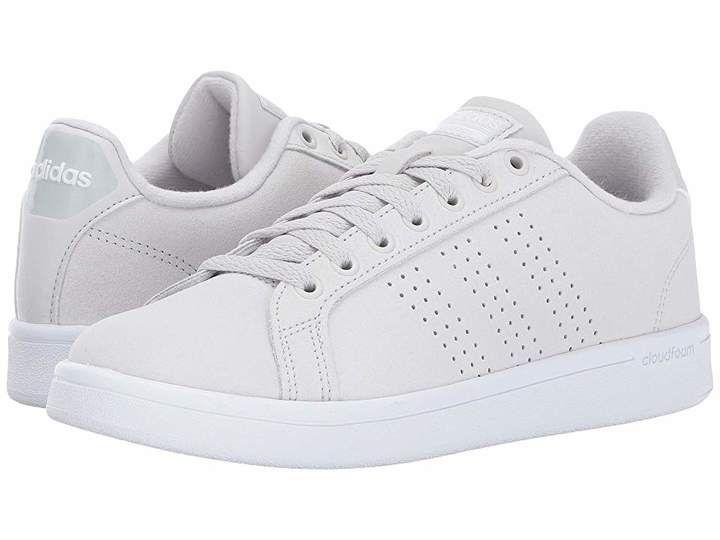 buy popular a5a60 4377b adidas Cloudfoam Advantage Clean Women's Court Shoes ...