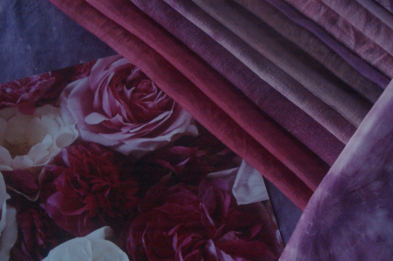 Die Farben der Rosen (Cochenille)