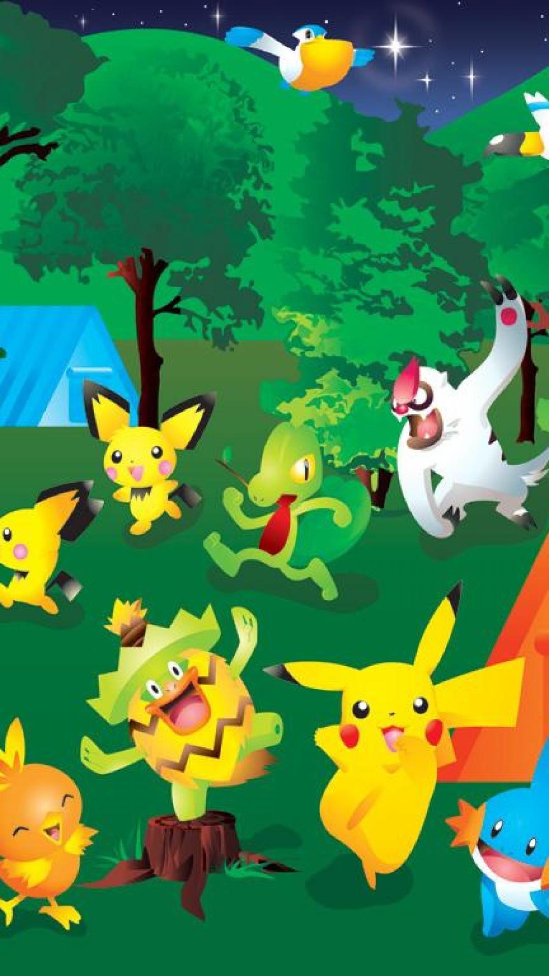 Legendary Pokemon Wallpaper For Android
