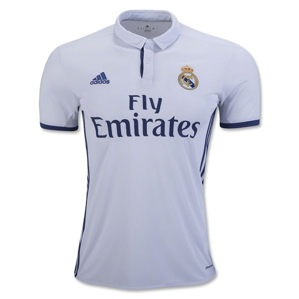 Adidas Fußball Real Madrid Trainingstrikot Kinder