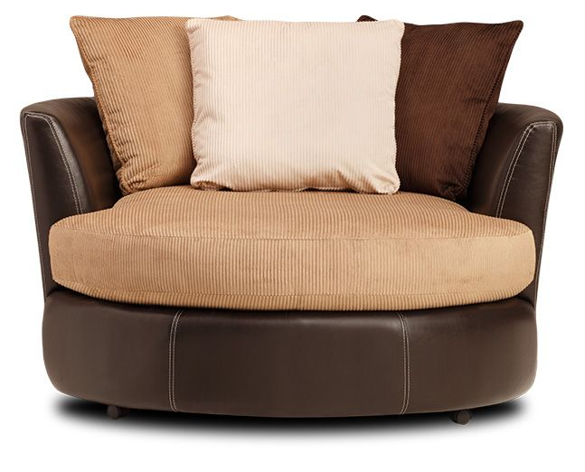 Marvelous Big Daddy Swivel Chair, Cuddle Couch. Furniture Row, Sofa Mart