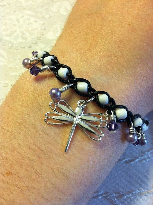 Eating Disorder Awareness Braided Bracelet Pinterest Braided