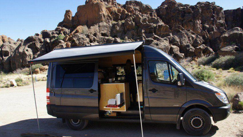 How To Build A Badass DIY Camper Van