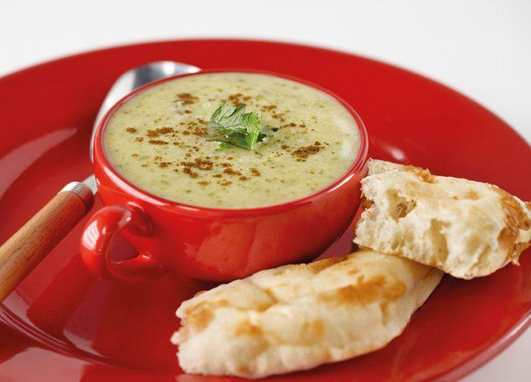 Kitchenaid food processor recipe zucchini soup with