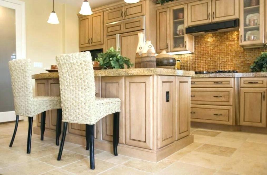 oak cabinets kitchen image of white washed oak kitchen ...