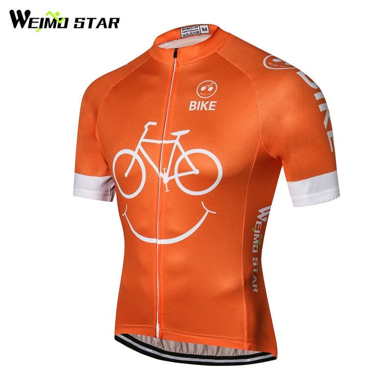 2e3015cf1 Weimostar 2018 Bike Team Summer Cycling Jersey Top Racing Sport Cycling  Clothing Ropa Ciclismo Breathable MTB Bike Jersey Shirt