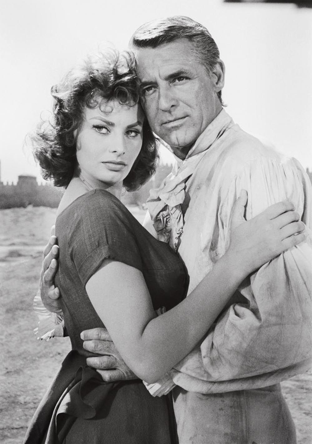 Sophia Loren and Cary Grant films (With images) Sophia