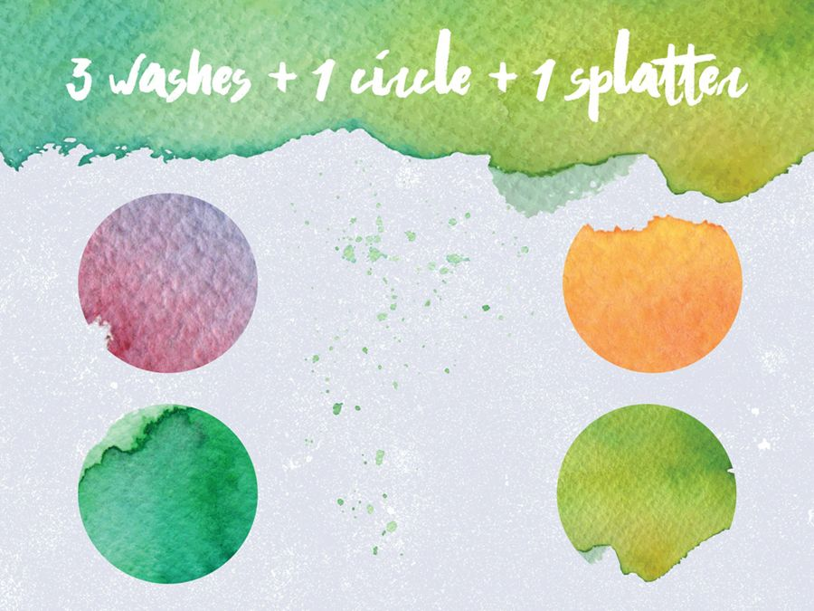 Free Watercolor Texture Kit Watercolor Texture Texture Packs