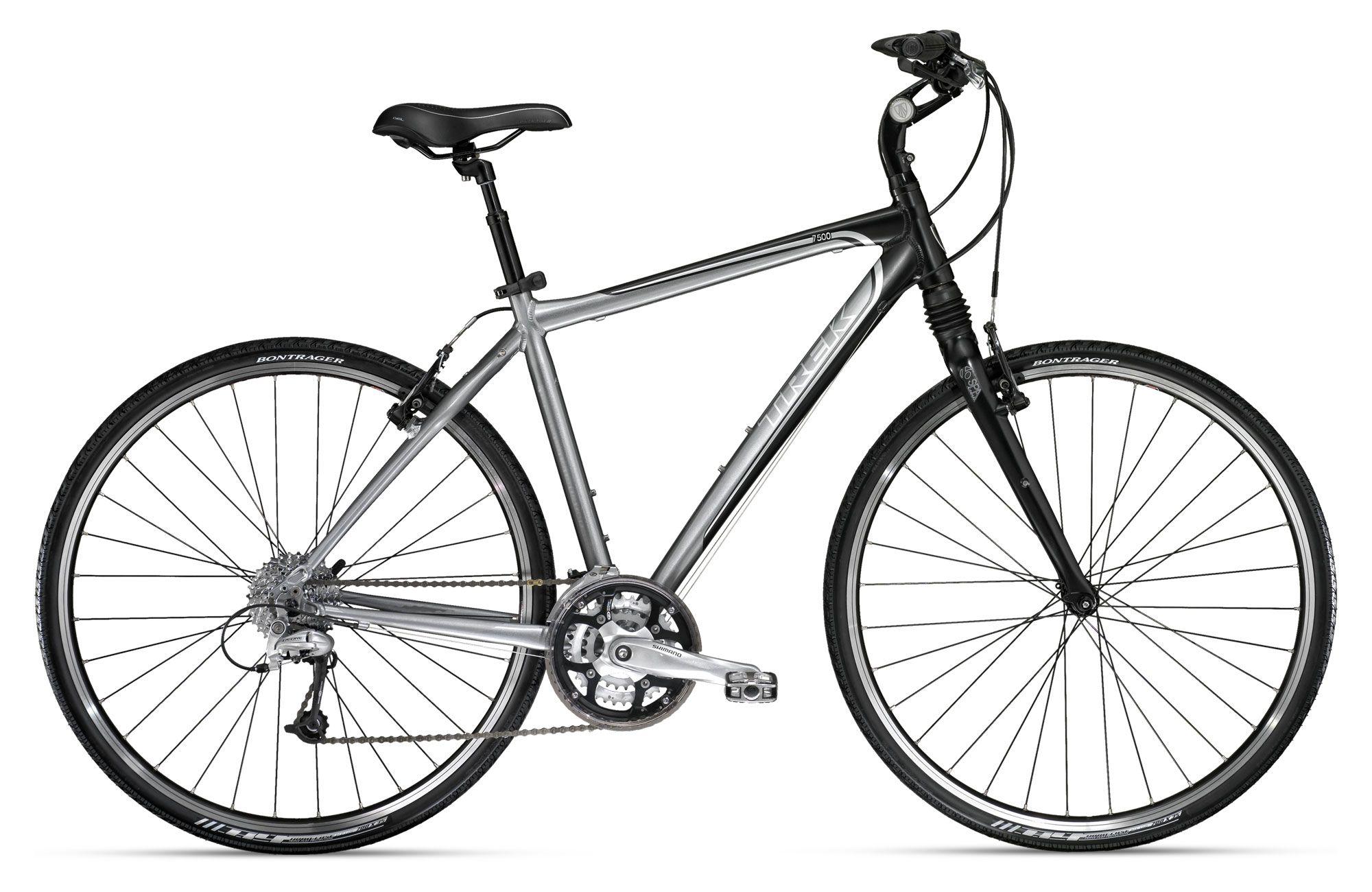 Trek Hybrid 7500 Bike Comfort bike, Trek bikes, Trek