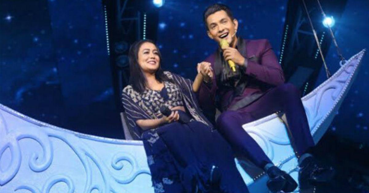 Indian Idol 11 Neha Kakkar And Aditya Narayan To Get Married On Valentine S Day Aditya Narayan Neha Ka In 2020 Neha Kakkar Indian Idol Sony Entertainment Television