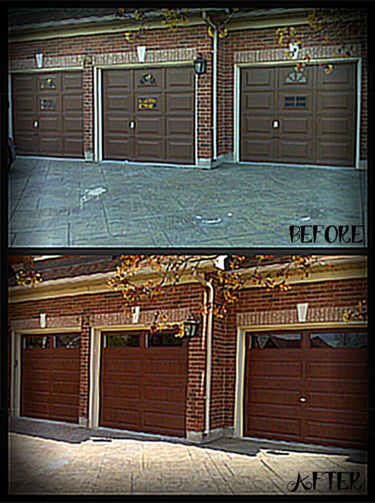 Insulated Garage Doors With Classic Style Garage Door Panels Garage Door Types Steel Garage Doors