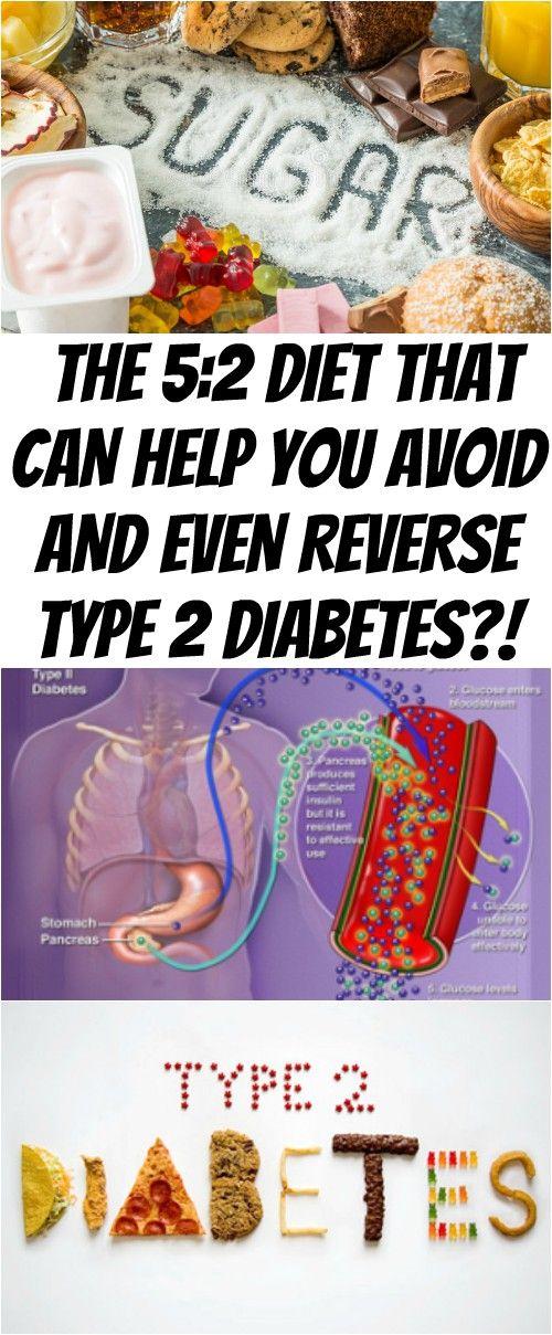 5 2 diet diabetes