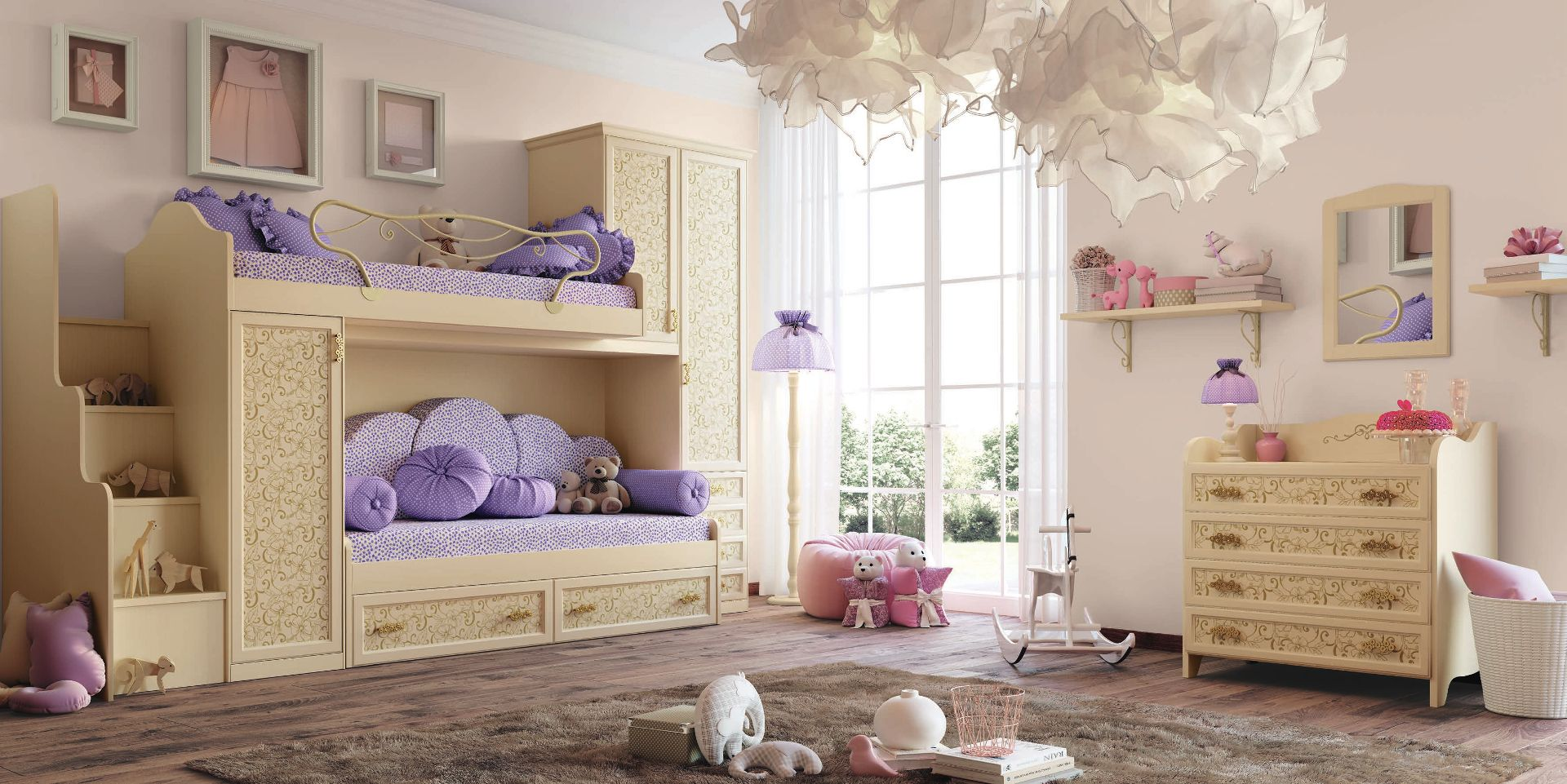Camerette s ~ Luxury collection by effedue camerette effedue camerette is an