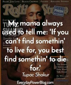 50 Inspirational Tupac Quotes On Thug Life Success And Destiny