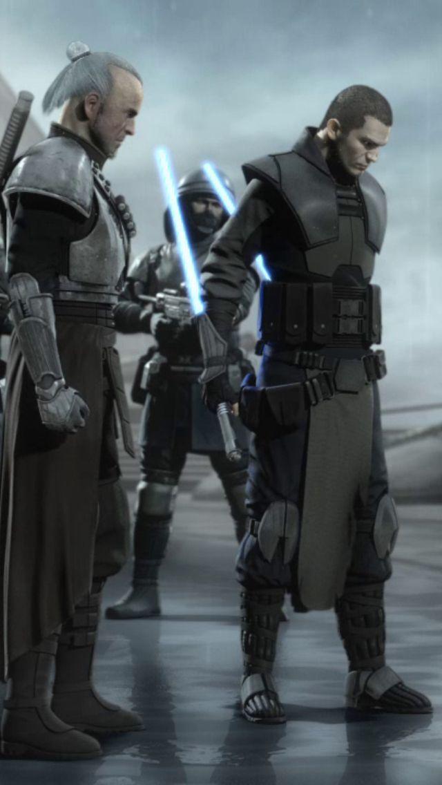 Kota And Starkiller Star Wars Star Wars Characters Star Wars Jedi