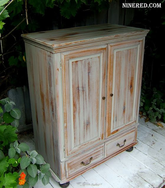 Distressed Furniture, Color Wash Painting Furniture