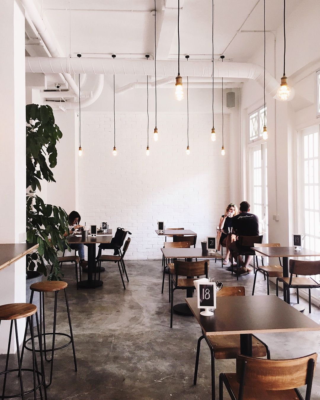 10 Beautiful Cafes In Singapore For That Instagrammable Aesthetic In 2019 Eatbook Sg Coffee Shops Interior Cafe Interior Design Restaurant Interior Design