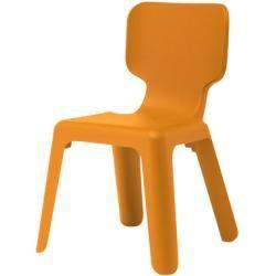 Photo of Alma barn & # 39; s stol – Magis Collection Me Too – Orange Magis