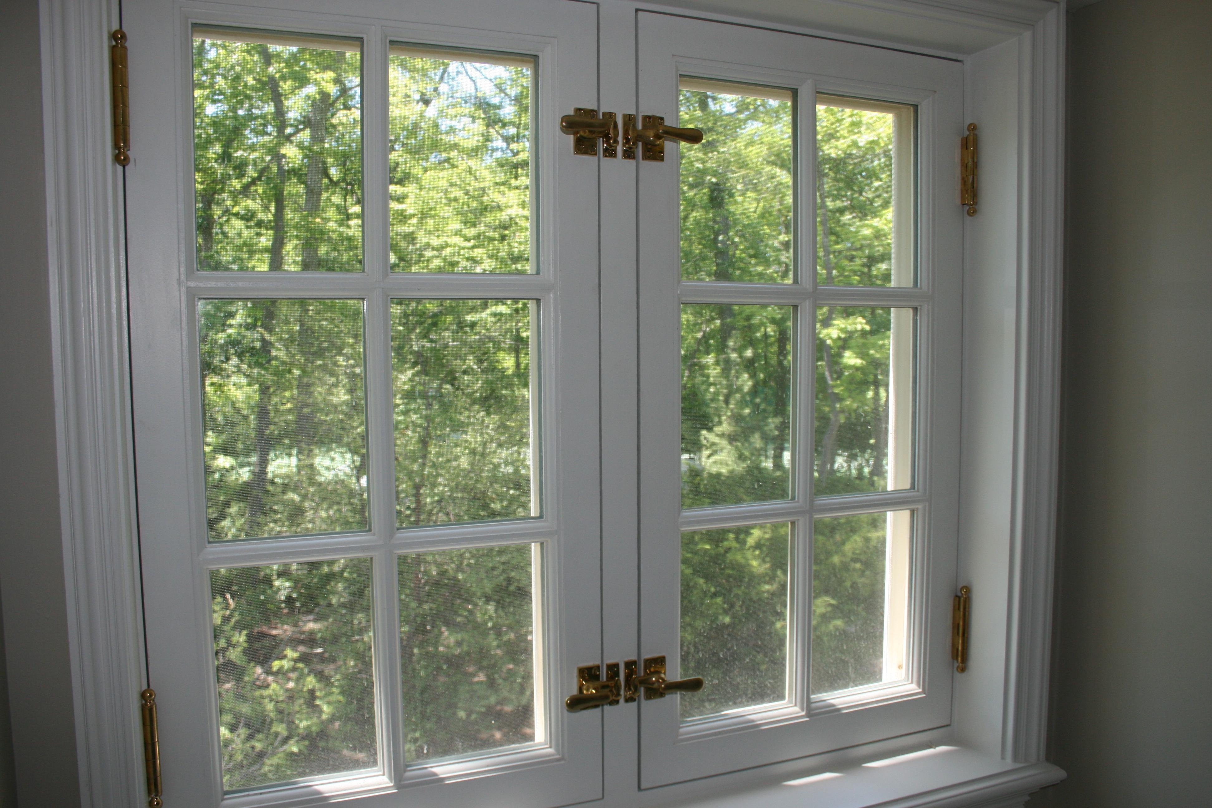 Traditional Casement Window Hardware Kitchen Casement