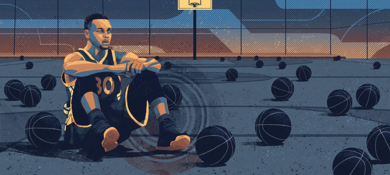 Imágenes fantásticas de jugadores de Basket Ball