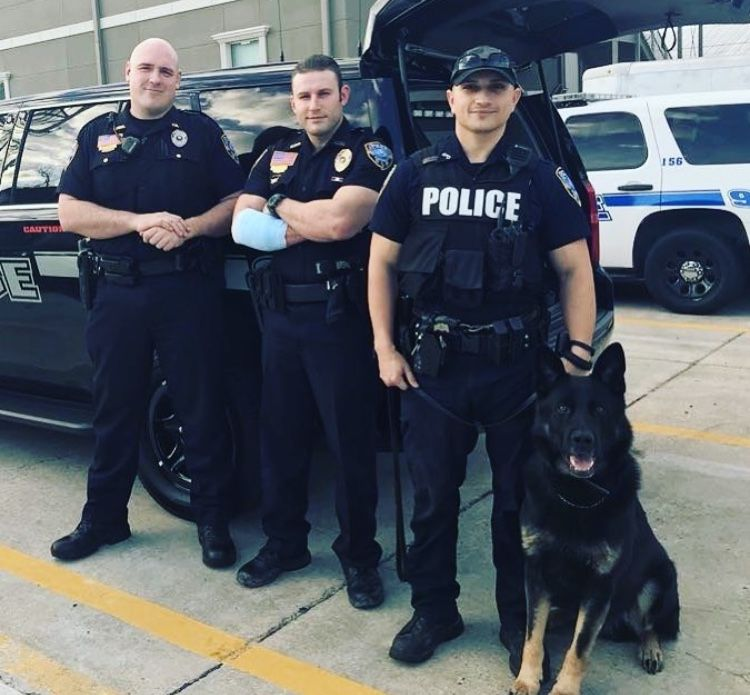 Pin By Mayablatt On Live Pd Police K9 Police Dogs Support Police Officers