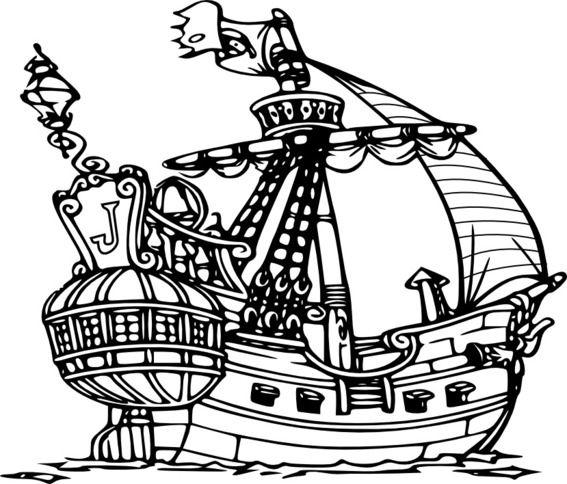 Kleurplaten Piratenschip.Afbeeldingsresultaat Voor Kleurplaat Piratenschip Piraten