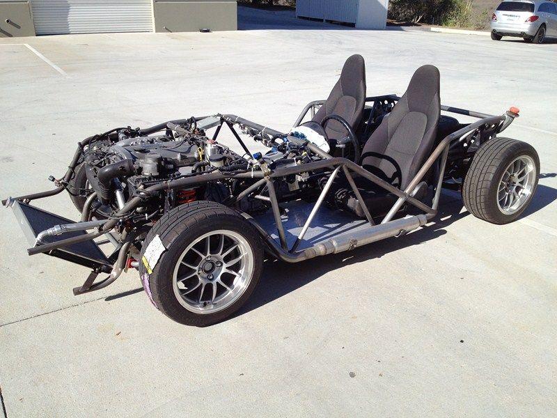 Cordycord's epic tube frame build - Page 3 - Miata Turbo