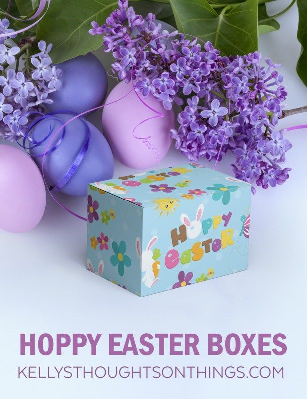 Free printable make your own easter gift box diy easter free free printable make your own easter gift box diy negle Image collections