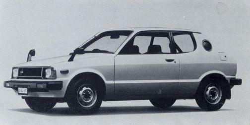 Daihatsu Charade Xgl 1981 Daihatsu Wagon Japan