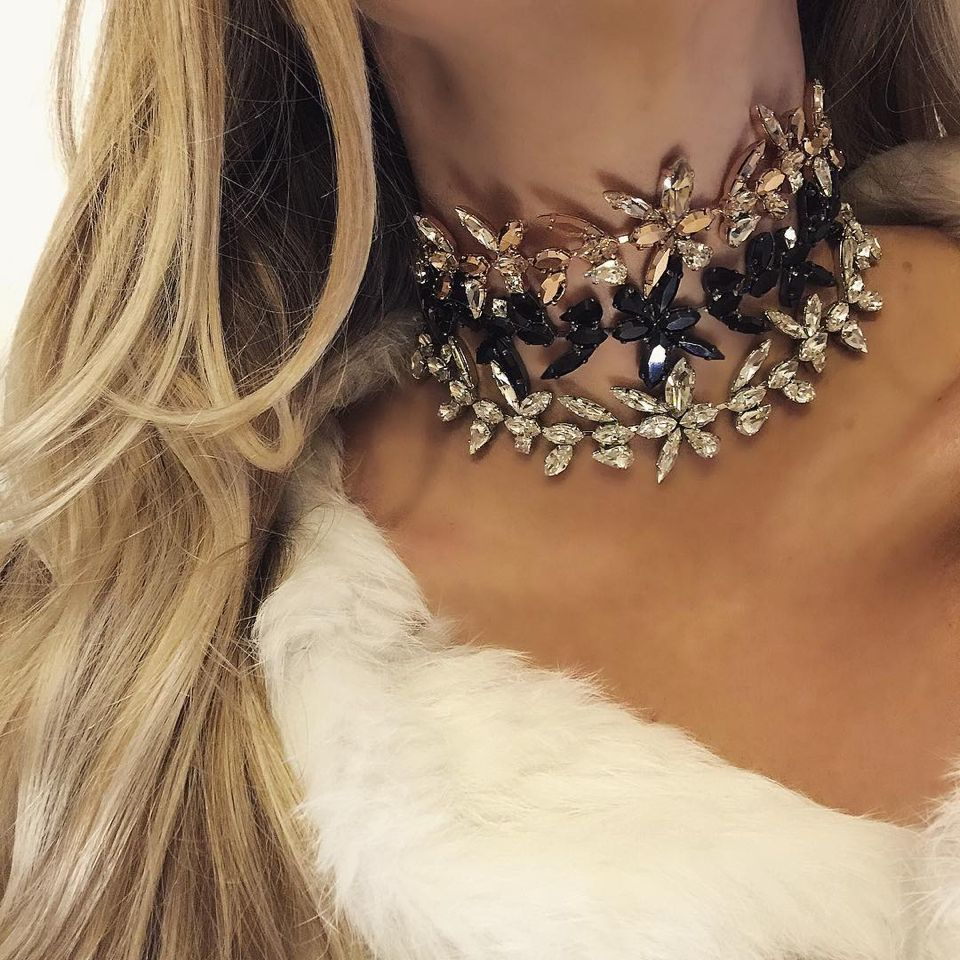pinterest: → @jiixxv ☾ | Fashion necklace, Statement necklace, Necklace