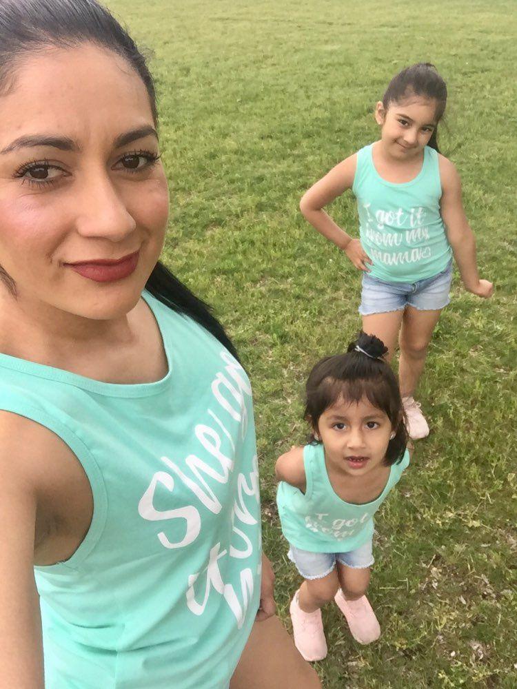 54ac1bffba Mom and Daughter Matching Tank Tops – LoomRack #fashion #womensfashion