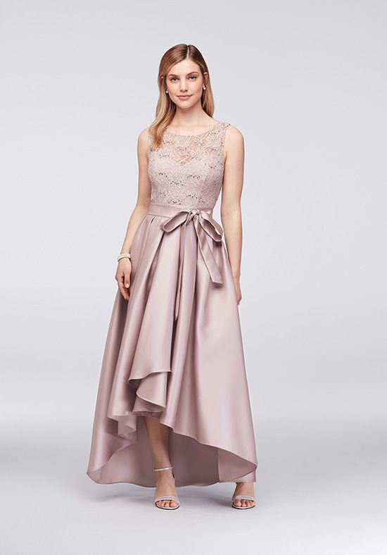 David s Bridal Mother of the Bride David s Bridal Style 3552DB Champagne  Mother Of The Bride Dress cb78373d6a35