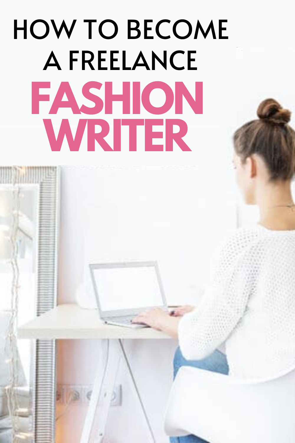 How To Become A Freelance Fashion Writer Careerlancer In 2020 Fashion Journalism Writer Freelance