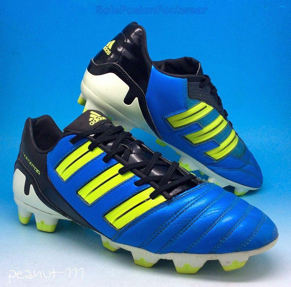 adidas mens predatore trx scarpe da calcio sz 9 absolion calcio galloccia