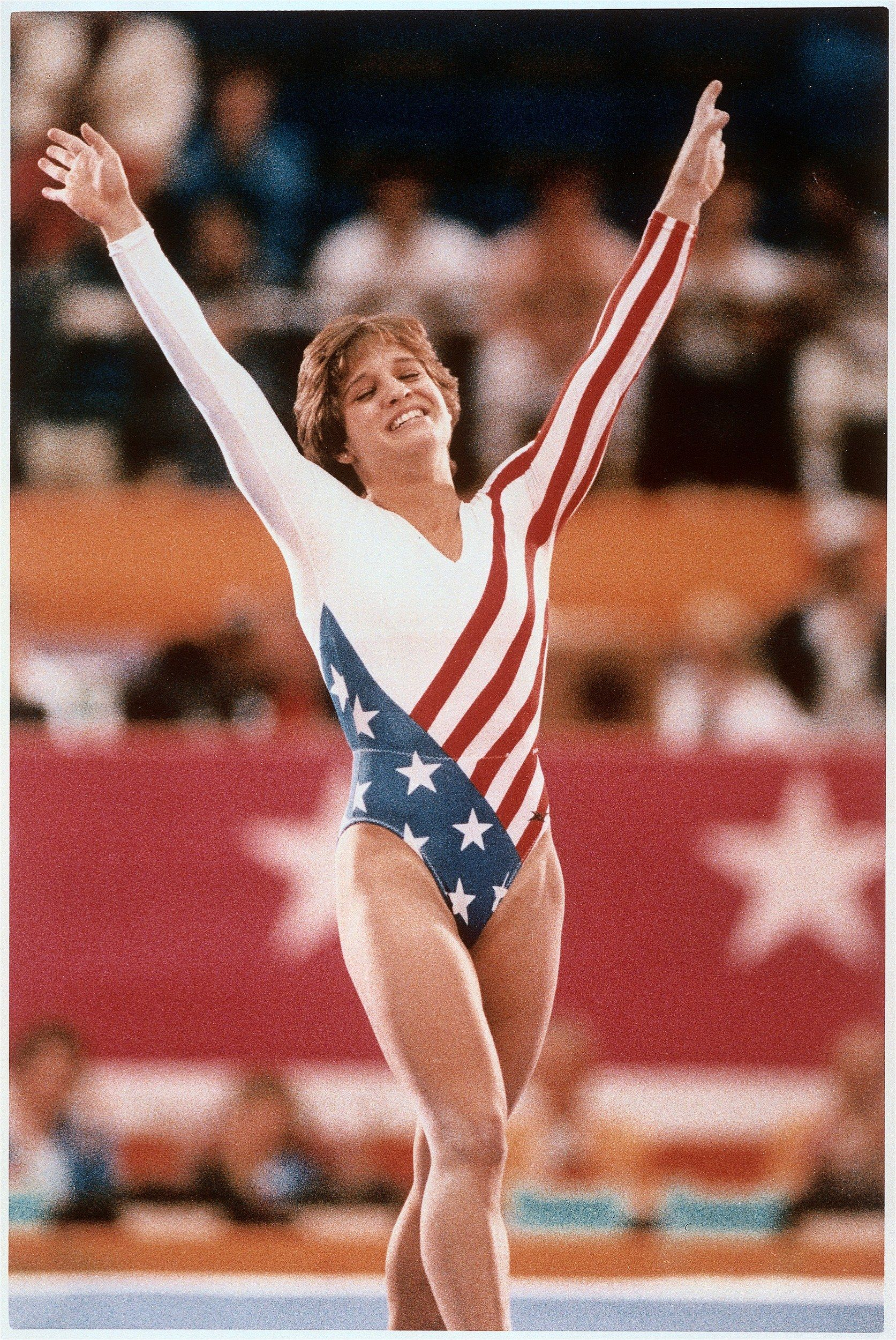 Watch Mary Lou Retton 5 Olympic medals video