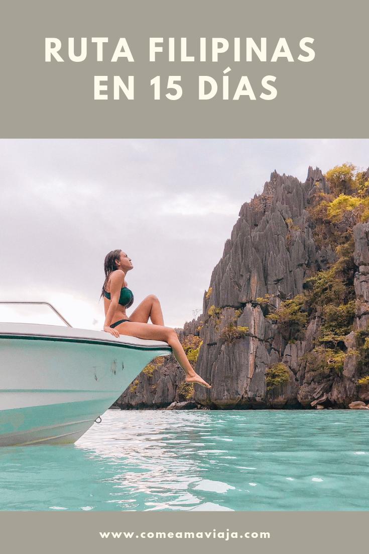 Ruta Filipinas En 15 Días Viajar A Filipinas Filipinas Viaje A Asia