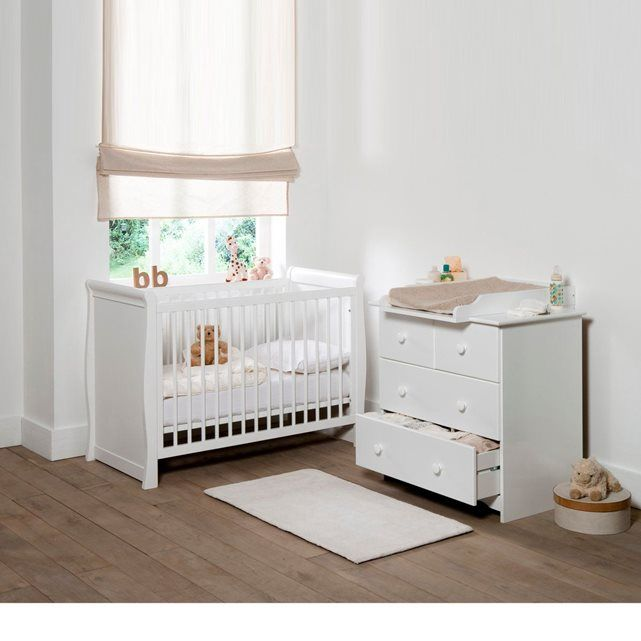 lit b b m a la redoute interieurs la redoute et lit bebe. Black Bedroom Furniture Sets. Home Design Ideas