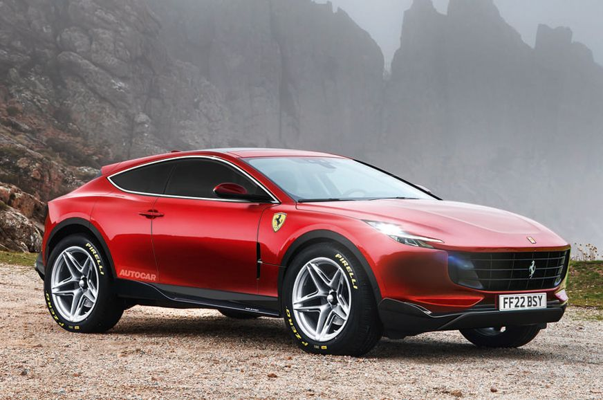 2022 Ferrari Suv Details Revealed With Images Luxury Suv