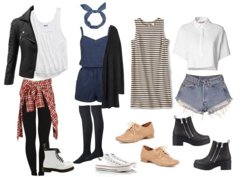 back-to-school-clothes | Tumblr | fall | School outfits ...