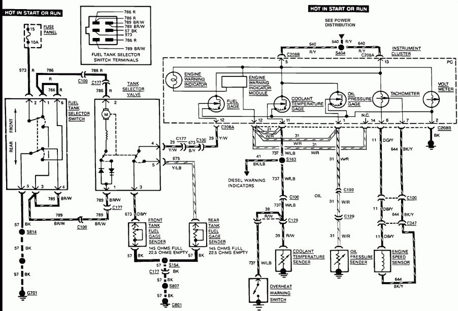 10  1987 Ford Truck Wiring Diagram
