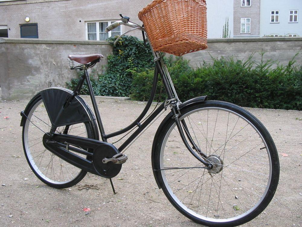 Raleigh Tourist Deluxe Bedstemorcykel Grandmother S Bike All