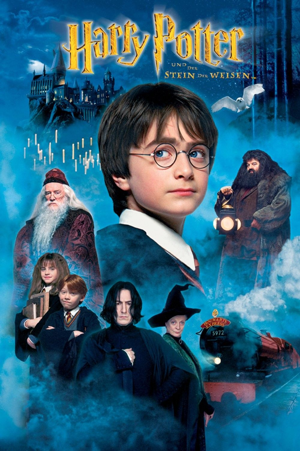 Harry Potter Filme Auf Deutsch