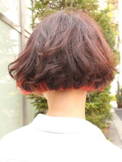 Oakthread ヘアカット ヘアスタイル 髪 色