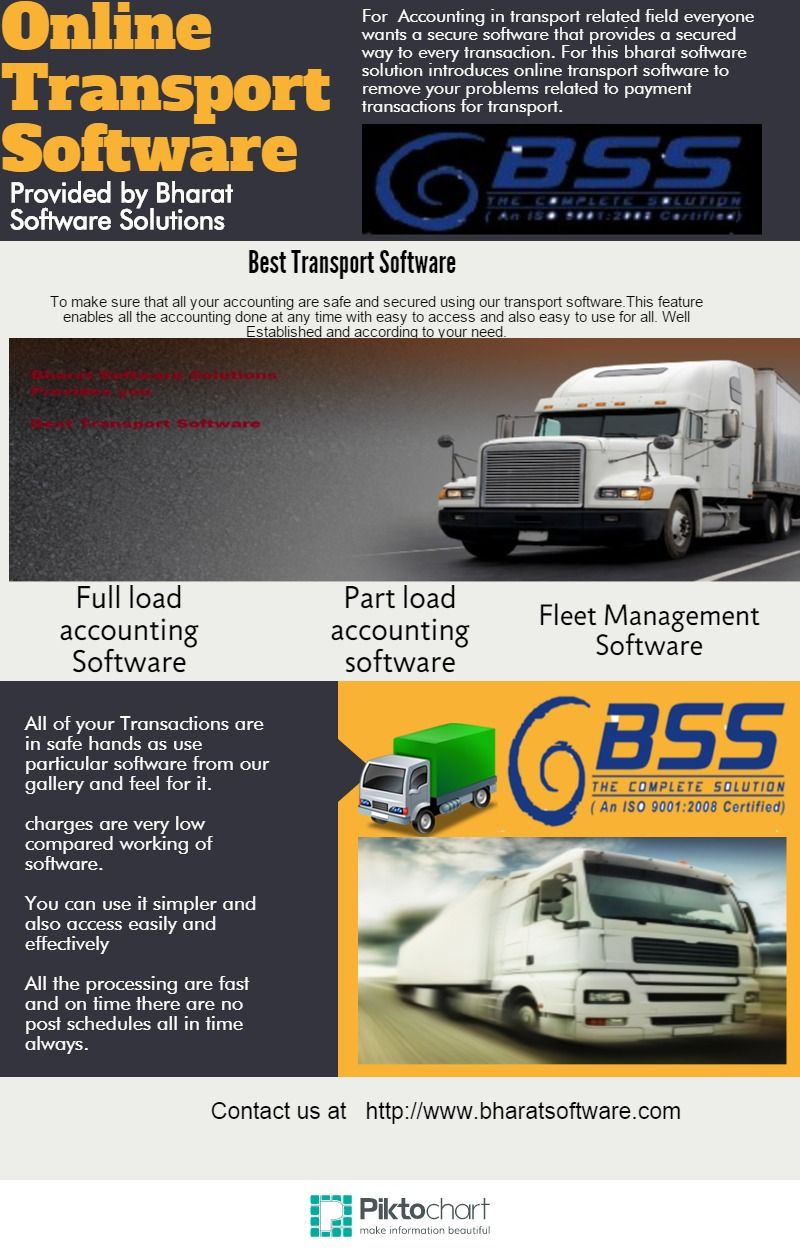 Transport Accounting Software | Online Transport Software