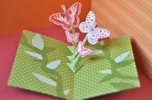 35 diy ideas for making pop up cards scrapbooking pinterest how to make pop up greeting cards for birthdays valentines day mothers or fathers m4hsunfo