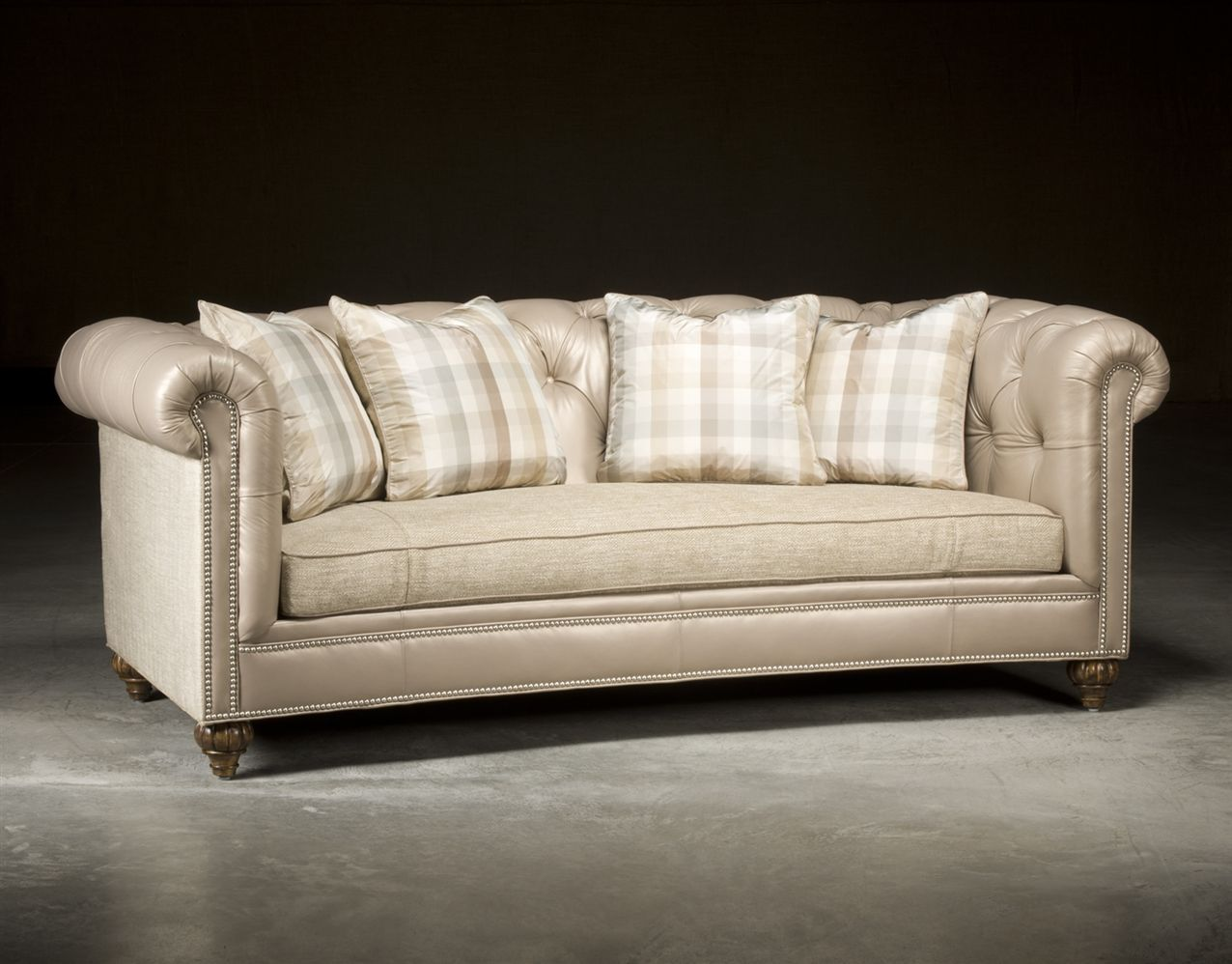 High End Designer Sofas Sofa 72 Qty Description Chesterfield Tufted