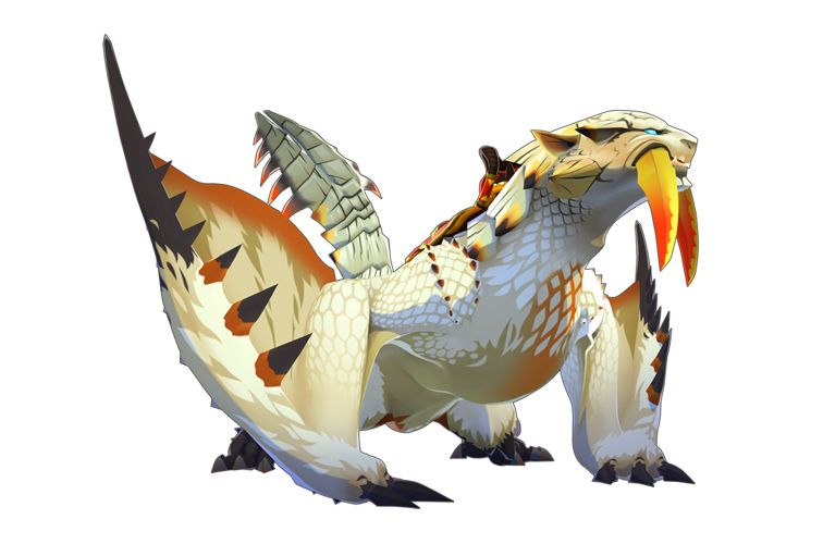 monster hunter stories barioth build