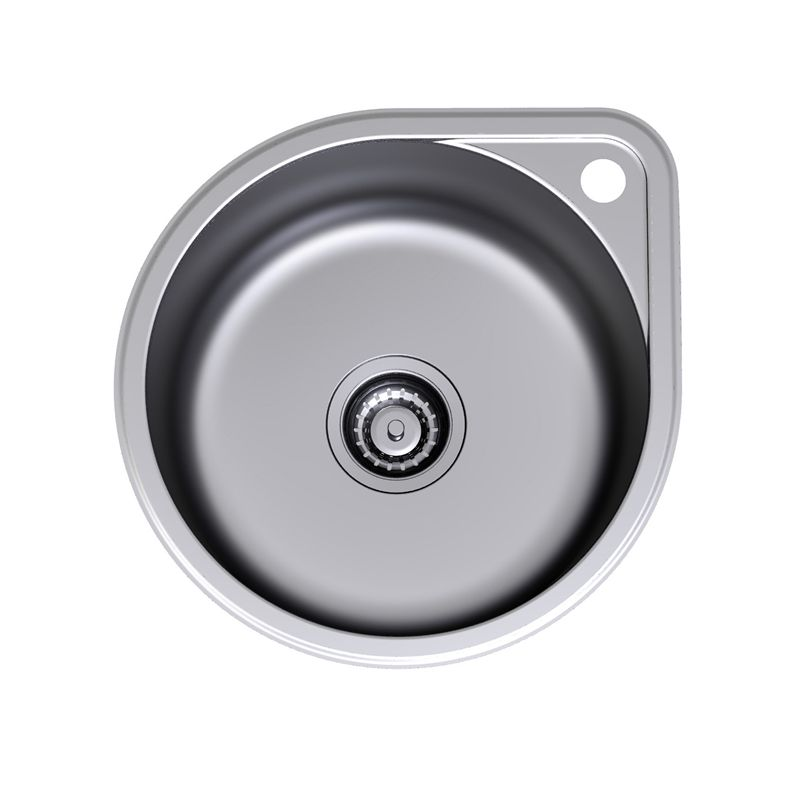 $127.50 Clark Stainless Steel Flushline Tub W:438 H:438 L:195 22.5 ...