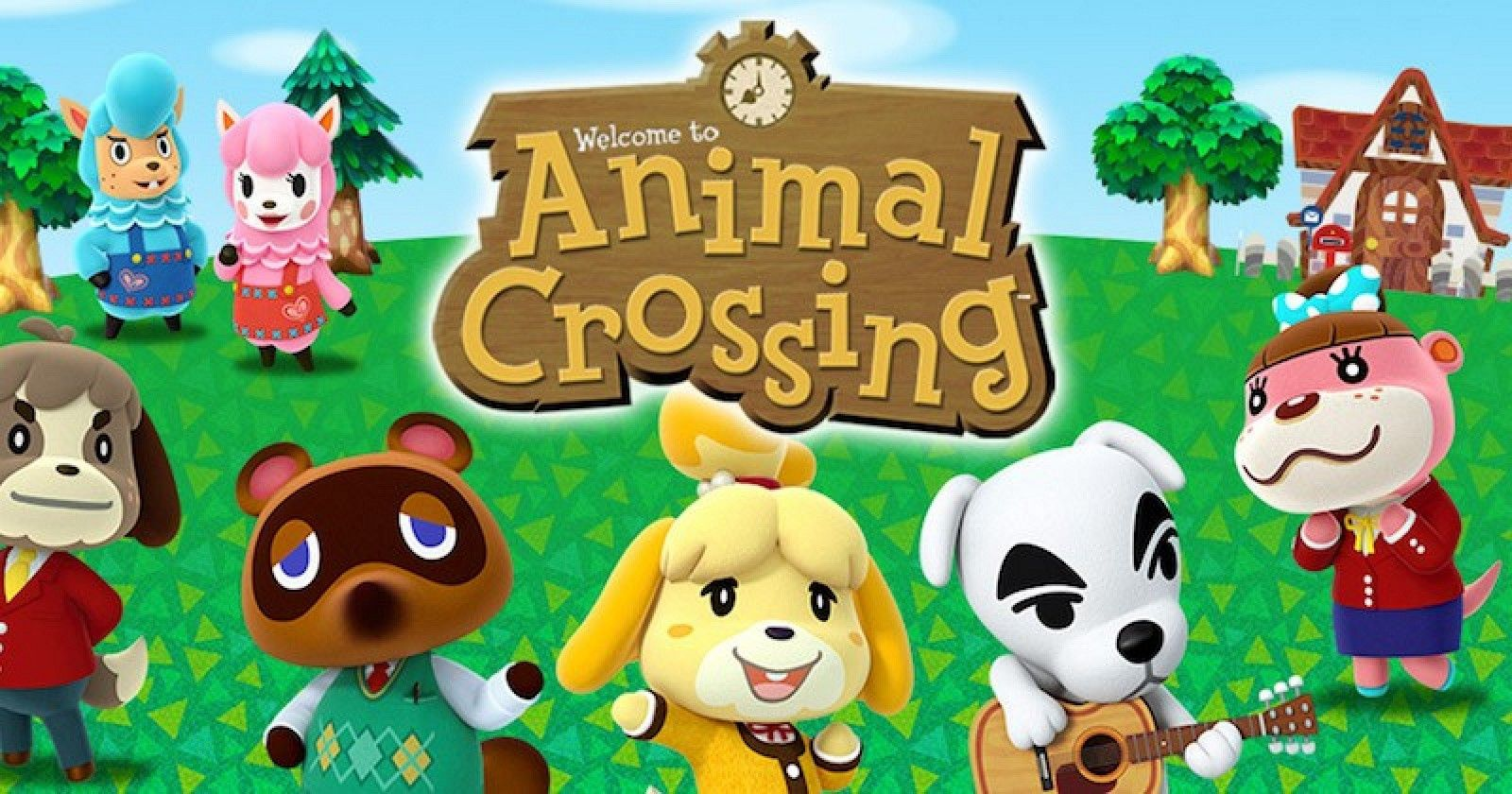 Nintendo Launching 'Animal Crossing' and 'Fire Emblem' on